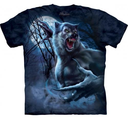 Футболка «Ripped werewolf»