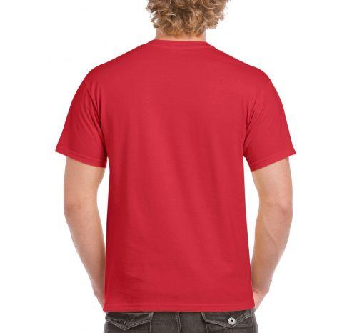 Мужская футболка Imperial цвет красный red