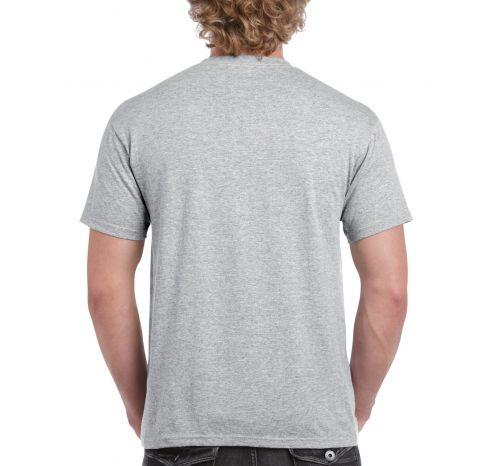 Мужская футболка Imperial цвет серый меланж grey melange