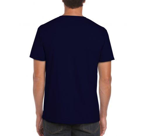Мужская футболка Regent цвет синий navi
