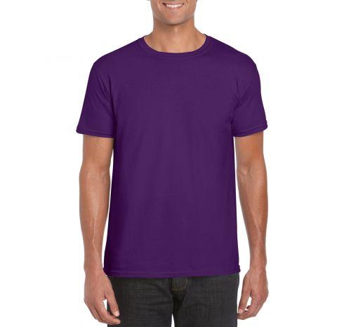 Мужская футболка Regent цвет тёмно-фиолетовый dark purple
