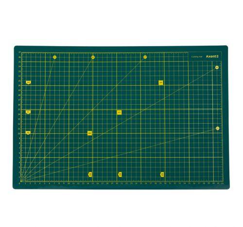 Коврик (мат) для резки самовосстанавливающийся 7902-А, A3, трёхслойный, макетный
