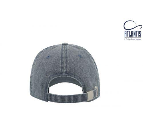Бейсболка кепка Digg цвет синий Navy