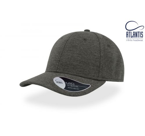 Бейсболка кепка Feed цвет тёмно-серый