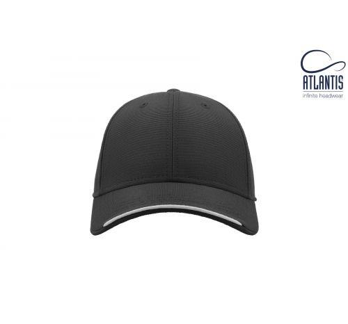 Бейсболка кепка Estoril цвет тёмно-серый