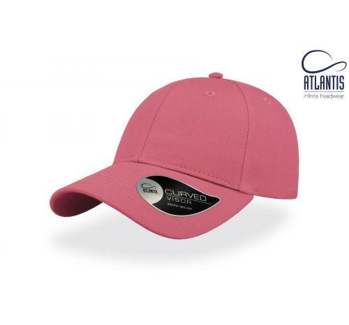 Бейсболка кепка Hit цвет розовый