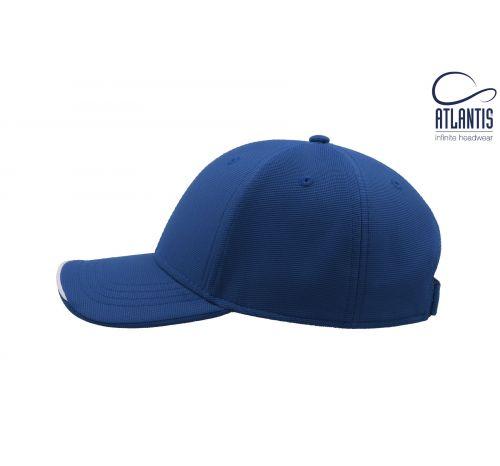 Бейсболка кепка Estoril цвет синий Royal
