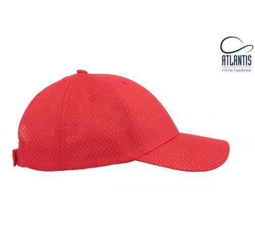 Бейсболка кепка Space цвет красный