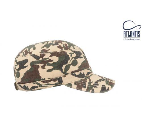 Армейская кепка Uniform цвет камуфляж хаки
