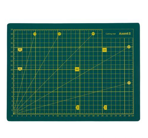 Коврик (мат) для резки самовосстанавливающийся 7903-А, A4, трёхслойный, макетный