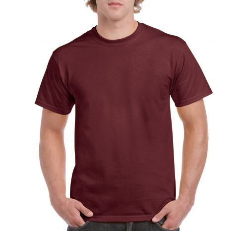 Мужская футболка Regent цвет бордовый burgundy