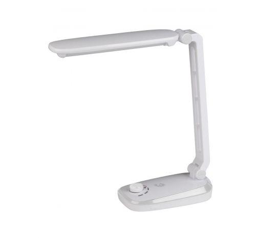 Светильник складной аккумуляторный настольный Эра NLED-425, белый, 4 Вт