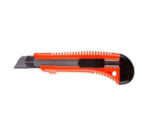 Нож пистолетный с выдвижным лезвием 18 мм, серия Master