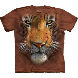 Футболка «Tiger Face» с тигром