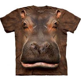 Футболка «Hippo Head» с гиппо