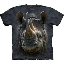 Футболка «Black Rhino» с носорогом