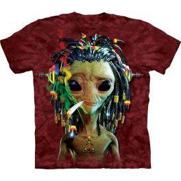 Футболка «Jammin Alien»