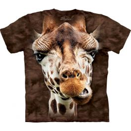 Футболка «Giraffe» с жирафом