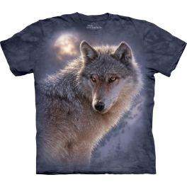 Футболка «Adventure wolf» с волком