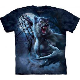 Футболка «Ripped werewolf» с волком оборотнем