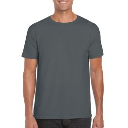 Мужская футболка Regent цвет серый mouse grey