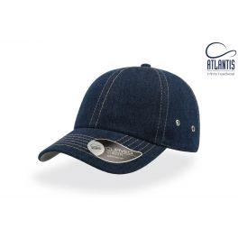 Бейсболка кепка Action цвет синяя джинса