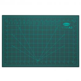 Самовосстанавливающийся коврик для резки ALLWIN (A3; 3 мм), 7 векторов + 14 маркеров окружностей