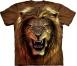 Футболка «Beast» со львом